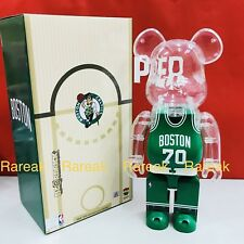 Medicom Be@rbrick NBA x Milk Magazine 400% Boston CELTICS Bearbrick 1pc
