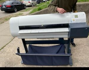 Canon imagePROGRAF iPF700 Plotter Printer With Ink And Stand