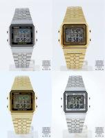 CASIO DIGITAL WORLD TIME WATCH  A500WEA-1EF /  A500WEGA-1EF