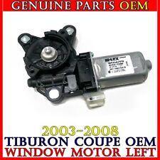 NEW Power Window Motor LH(Left) for 2003-2008 Hyundai Tiburon / Coupe OEM part