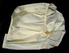 VANITY FAIR YELLOW 15712/15812 PERFECTLY YOURS NYLON BRIEFS PANTIES~11/4XL~NEW