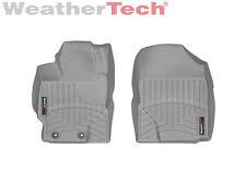 WeatherTech Floor Mats FloorLiner for Toyota Prius C/Yaris/xD - 1st Row - Grey