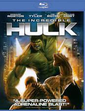 The Incredible Hulk Blu-Ray Louis Leterrier(Dir) 2008