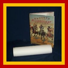 "5 Yard Roll of 16"" Brodart Fold-On ARCHIVAL Book Jacket Covers Super Clear Mylar"