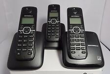 Motorola L603M  Cordless Home Phone with 3 HandsetSet Detect 6.0  (Brand NEW }