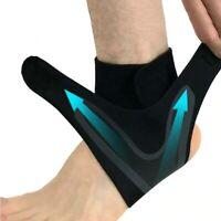 Chevillere protection cheville bandage elastique confortable sport course à pied