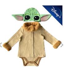 Disney Store The Child Baby Costume Mandalorian 12-18 Months