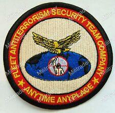 Us Navy Fleet Anti-Terrorism Security Team Company Patch