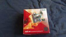 AMD Fusion A4-3400 2.7GHz Dual-Core (AD3400OJGXBOX) Processor