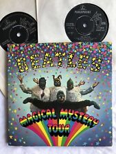 THE BEATLES -Magical Mystery Tour Stereo EP- Mispress With Mono Mix Of 'Walrus'