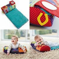 Baby Children Mamas & Papas Tummy Time Activity Pillow Playmat Play Mat Rug Toy