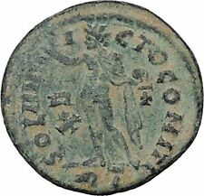 LICINIUS I Constantine I the Great enemy Ancient Roman Coin Sol Sun God i46991