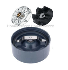 Compatible Parts, Milling Blade,Top Base Gear,Rubber Blade Gear for Nutribullet