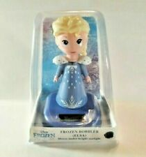 Disney Frozen Elsa Solar Powered Dancing Bobble Head Decorative Toy New - LARGE