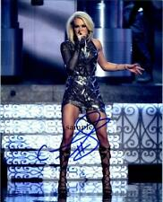 CARRIE UNDERWOOD #1 REPRINT PHOTO 8X10 SIGNED AUTOGRAPHED PICTURE MAN CAVE GIFT