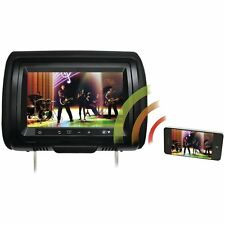 "Concept CLS-903M 9"" LCD Headrest Wireless Screencasting 3 Color Covers CLS903M"