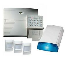 Texecom Veritas HAZLO TÚ MISMA Kit Alarma Antirrobo R8 + Caja de campana y 3 sensores PIR KIT-0037