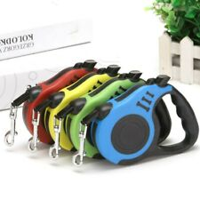 Dog Leash Automatic Retractable Nylon Running Leads  Portable Strap Pet Supplies