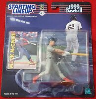 Mark McGwire St Louis Cardinals - 1999 Starting Lineup Unopened Figure