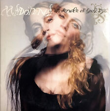 Madonna ‎CD Single The Power Of Good-Bye - Europe (EX/VG+)