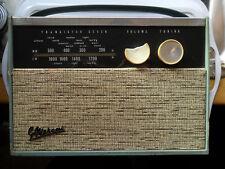 Marconi Transistor 7 siete radio 4110 Vintage Radio MW LW