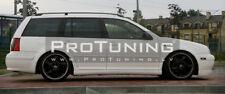 VW Golf IV Bora Sideskirts GTI 25th anniversary Sill Covers Side Skirts