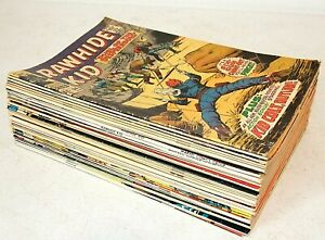 34 lot Marvel RAWHIDE KID Western Comics, Issues 64, 80-128