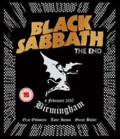 Black Sabbath - The End + The Angelical Sessions Nuevo Blu-Ray