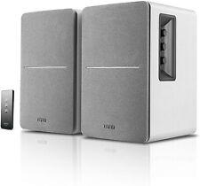 2.0 Soundsystem EDIFIER Studio R1280T White Lautsprecher System Aktivboxen Holz