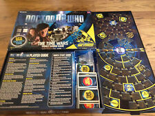 BBC VINTAGE DOCTOR WHO THE TIME WARS Dr. Who Family Board Game Imagination 1996