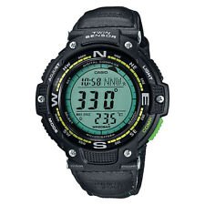 Casio SGW100B-3A2 Twin Sensor Digital Compass / Thermometer Watch