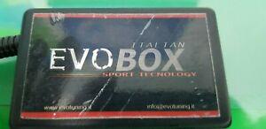 Centralina aggiuntiva Evobox Ford Focus 2003 115 Cv