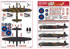 KITS-WORLD DECALS 1/48 Avro Lancaster général marques # 48104