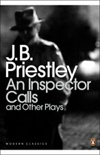 J. B. Priestley Penguin Modern Classics An Inspector Calls And Other Plays NEW