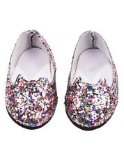 Gotz Hannah play doll Cat Glittery Ballerina Style Shoes 3402715 NEW