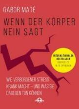 Wenn der Körper nein sagt | Gabor Maté | Taschenbuch | Deutsch | 2020