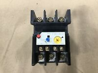 Fuji Electric TR-N3 Thermal Overload Relay 34-50A 3 Pole #018C18