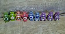 "Care Bears 9 Play Along Bears 2003 TCFC 2&1/2"" figures lot"
