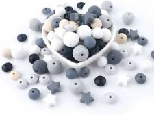 10 Silicone Beads 15mm 12mm 10mm Wholesale Rubber Chunky Bubblegum