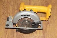 "Dewalt DW939 165mm Cordless 18V 6-1/2"" Circular Saw BARE TOOL 3700 RPM"