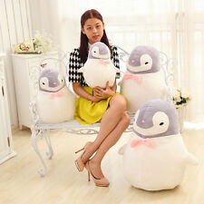 Hot Stuffed Animal Penguin Plush Doll Toy Valentine's Day Birthday Gifts 25cm