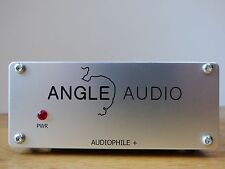 Angle Audio New Range Audiophile+ Phono Stage MM/HMC or Low Output MC.