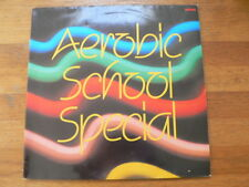 LP RECORD VINYL PICTURE DISK AEROBIC SCHOOL SPECIAL HEMA GIRLS WOONING 1983