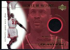 2000 UD Ovation Michael Jordan A Piece of History Game-Used Shoe