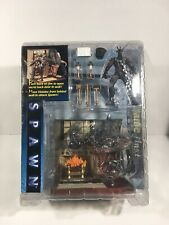 VTG McFarlane Toys Spawn the Movie Year 1997 Playset - The Final Battle Playset