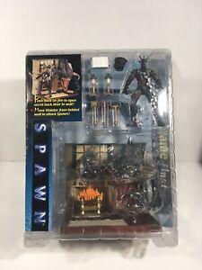 VTG McFarlane Toys Spawn the Movie Year 1997 Playset - The Final Battle Playset