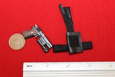 DID DRAGON IN DREAMS 1:6TH SCALE LAPD SWAT M1911A1 PISTOL & HOLSTER FROM KENNY