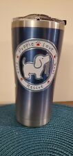 New Tervis Tumbler 20 oz Puppy Puppie Love Rescue blue coffee mug