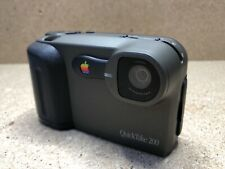 Apple QuickTake 200 Digital Camera Vintage - Mint Condition! With Memory Card