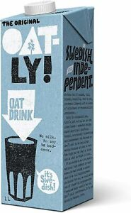 Oatly Enriched - added calcium - 6 x 1l…